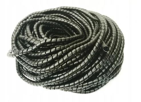 osłona spiralna na wężę hydrauliczne