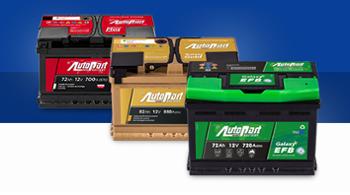 oferta akumulatory autopart