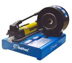 Zakuwarka p16 HP prasa Balflex